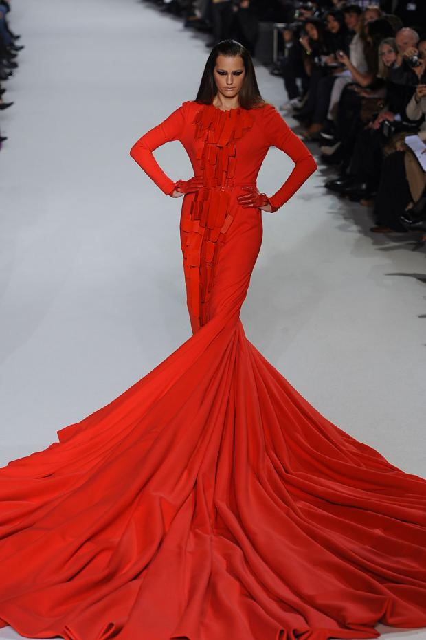 Stephane rolland haute couture spring 2012 for High fashion couture