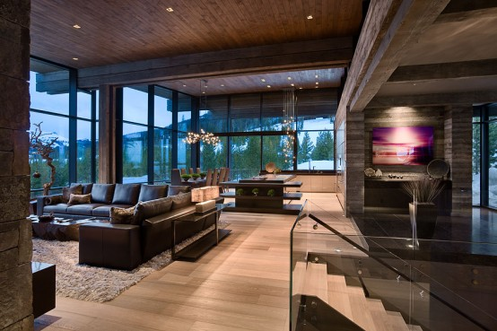 remote-mountain-chalet-with-luxury-inside-and-outside-6-554x369