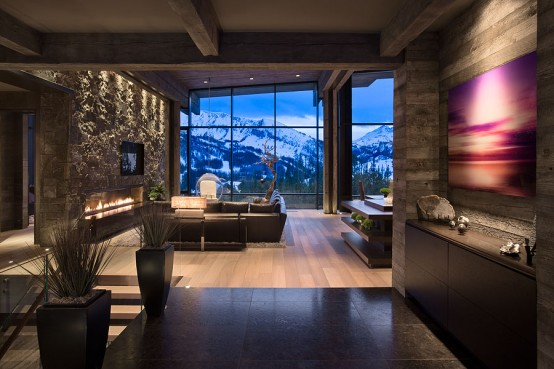 remote-mountain-chalet-with-luxury-inside-and-outside-7-554x369