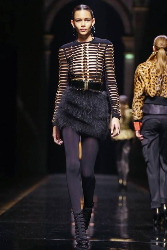 balmain-fall-winter-2014-show7